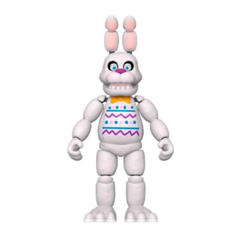 Funko Action Figure! Five Nights at Freddy's - Easter Bonnie - R Exclusive