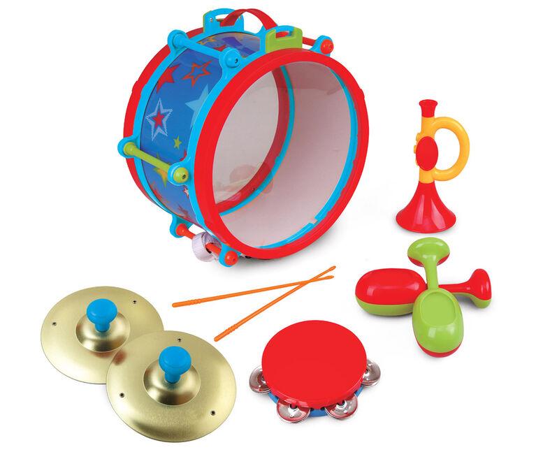 Imaginarium Preschool - Party in A Drum