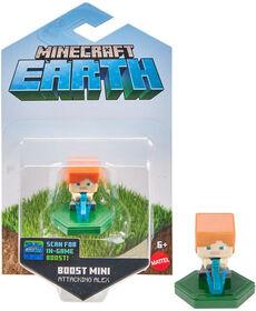 Minecraft Earth Boost Attacking Alex Figure