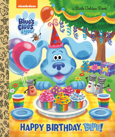 Happy Birthday, Blue! (Blue's Clues & You) - Édition anglaise