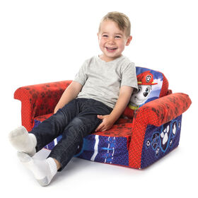 Marshmallow Furniture, Children's 2 in 1 Flip Open Foam Sofa, Nickelodeon Paw Patrol Toys R Us Exclusive, by Spin Master