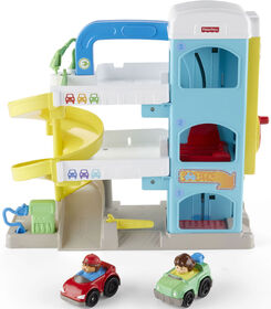 Fisher-Price – Little People – Le Garage du Voisin serviable