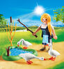 Playmobil Maiden with geese 70083
