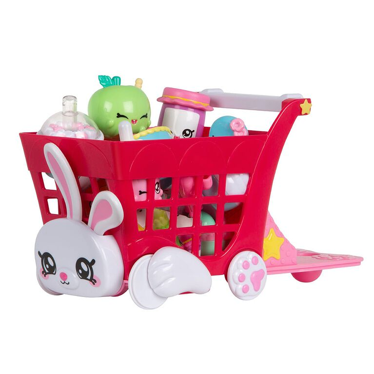 Kindi Kids Fun Shopping Cart