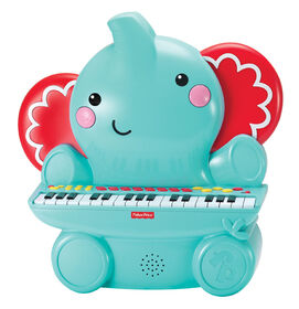 Fisher Price - Elephant Piano - English Edition
