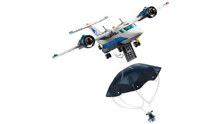 LEGO City Police Sky Police Air Base 60210