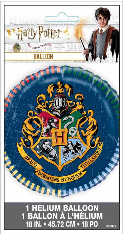 Harry Potter Round Foil 18""