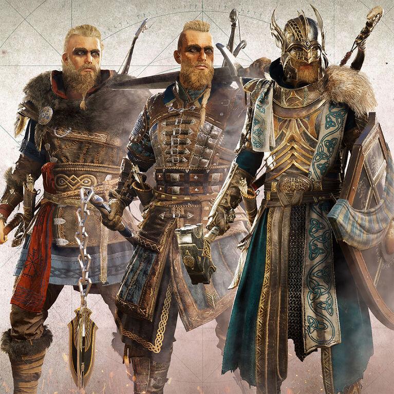 PlayStation 4 Assassins Creed Valhalla