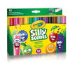 Crayola - Silly Scents Wedge Tip Markers, 12 count