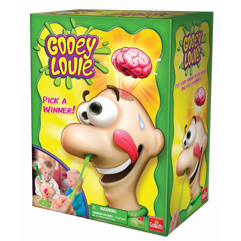 Jeu Gooey Louie