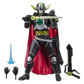 Power Rangers Lightning Collection -  Figurine articulée de collection Lost Galaxy Magna Defender de 15 cm
