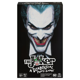 The Joker, Diabolical Secret Identity Strategy Party Game