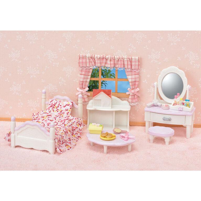 Calico Critters - Bedroom & Vanity Set