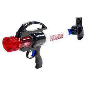 Zing Marshmallow Blaster - Extreme Blaster, Shoot Up To 40 Feet, Indoor And Outdoor Play - English Edition