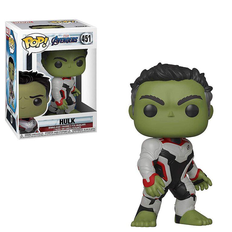Funko POP! Marvel: Avengers Endgame - Hulk Vinyl Figure
