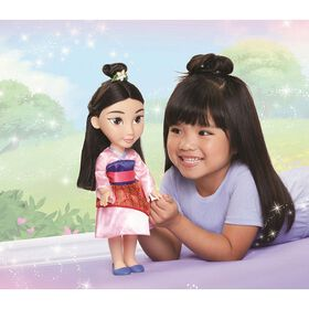 Disney Princess - Large Toddler Doll - Mulan