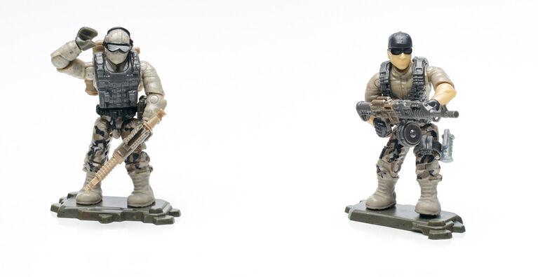 Mega Bloks Call of Duty Mercenary Outpost Armory