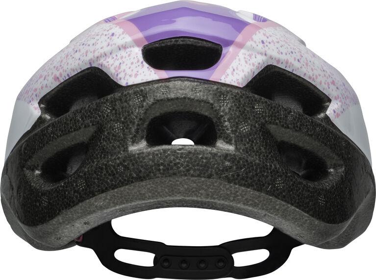 Bell- Child Blast Helmet, Pink/Purple Fits head sizes 51-57 cm