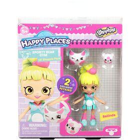 Shopkins Happy Places S3 Lil' Shoppie Pack: Ballinda