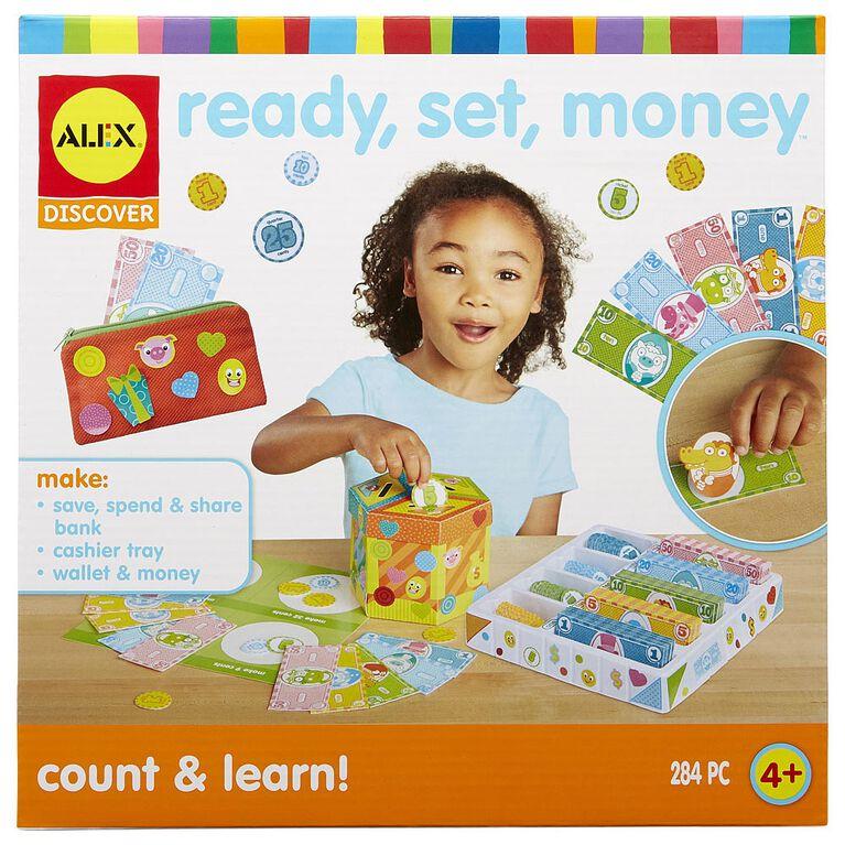 ALEX Discover Ready Set Money