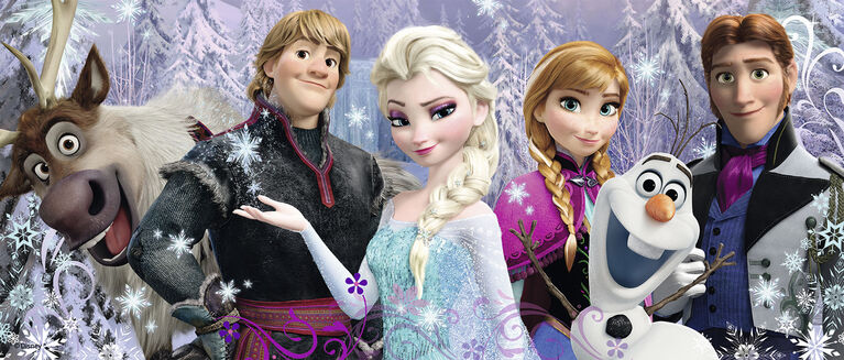 Frozen Friends 200 pieces