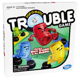 Hasbro Gaming - Trouble Game