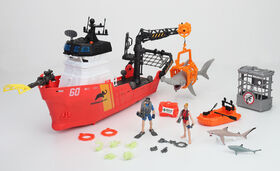 Animal Planet - Deep Sea Shark Research Playset