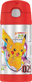 Thermos Funtainer 355ml Bottle Pokémon - Styles may vary