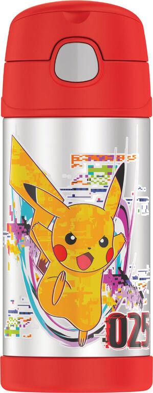 Thermos Bouteiile Funtainer Pokémon - Les styles peuvent varier.