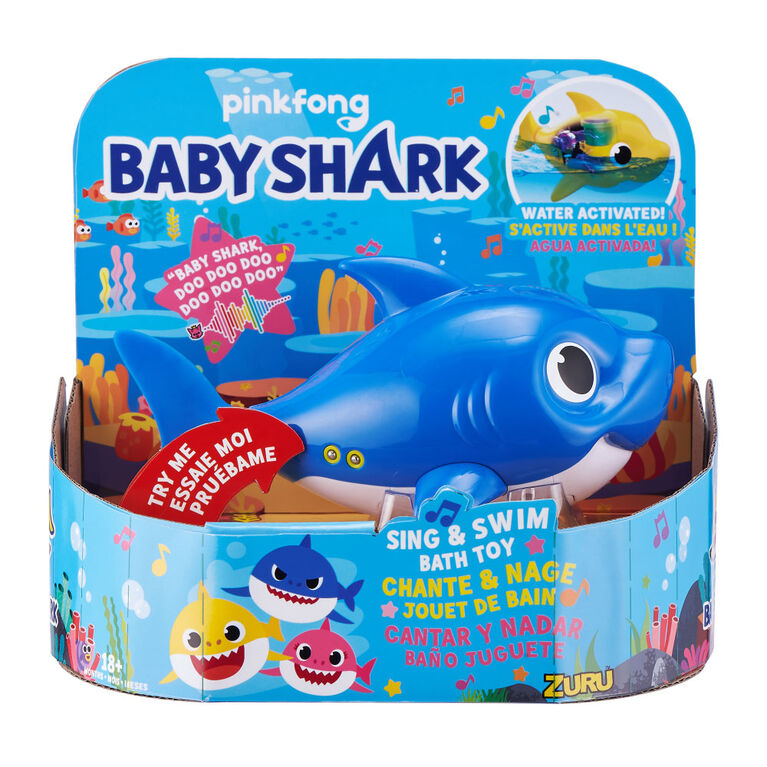 Zuru Robo Alive Daddy Shark