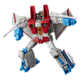 Transformers Toys Generations War for Cybertron: Earthrise Voyager WFC-E9 Starscream Action Figure