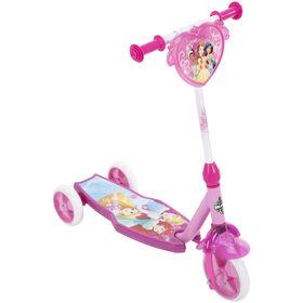 Huffy Disney Princess - Trottinette lumineuse à 3 roues - Notre exclusivité