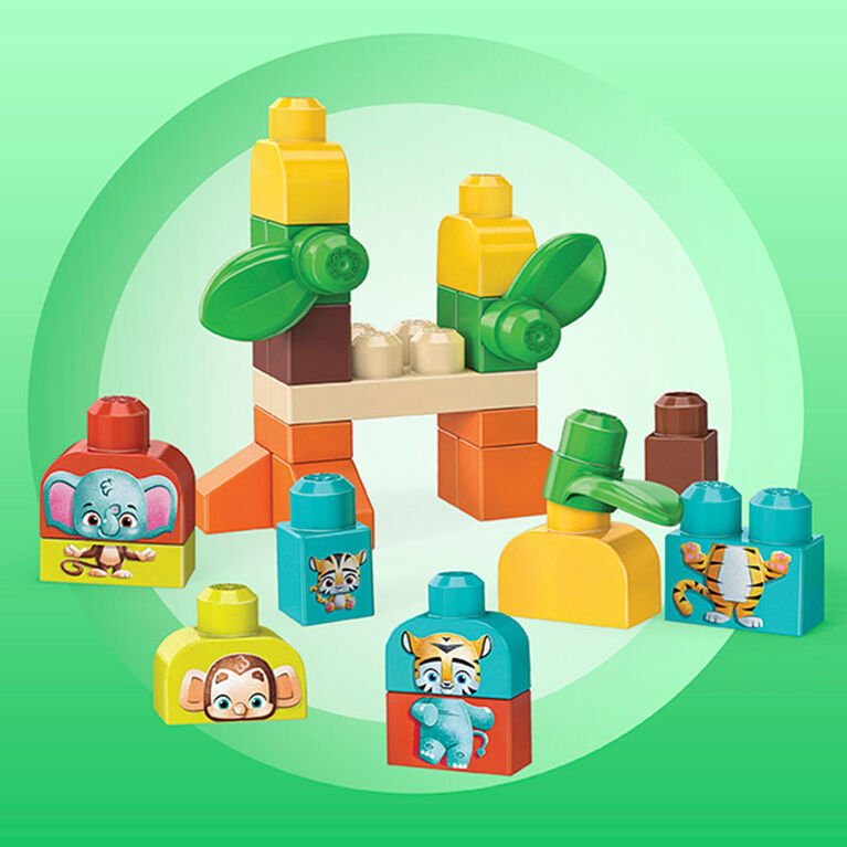 Mega Bloks Safari Friends