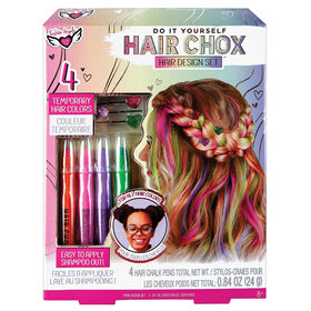 Fashion Angels - Unicorn Magic Hair Chox Set