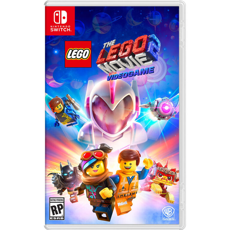 Nintendo Switch the Lego Movie 2 Videogame