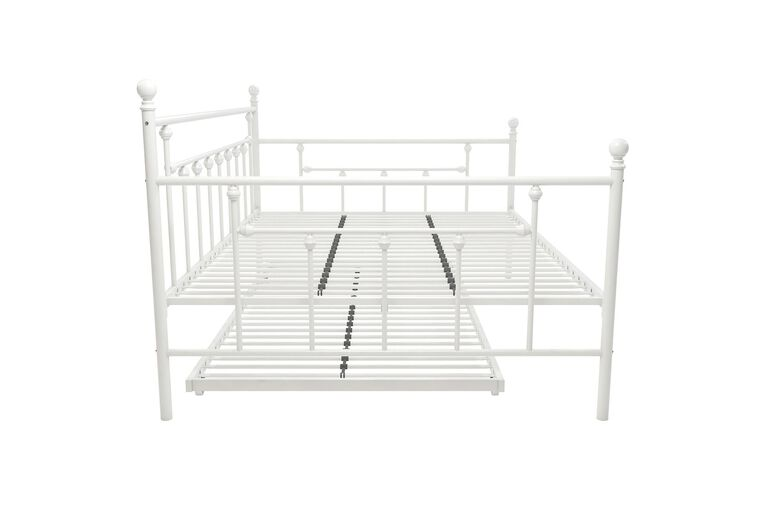 DHP Manila Full Daybed and Trundle – White
