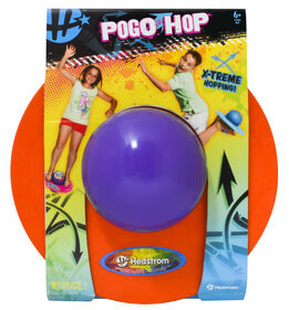 Pogo Hopper Purple/Orange