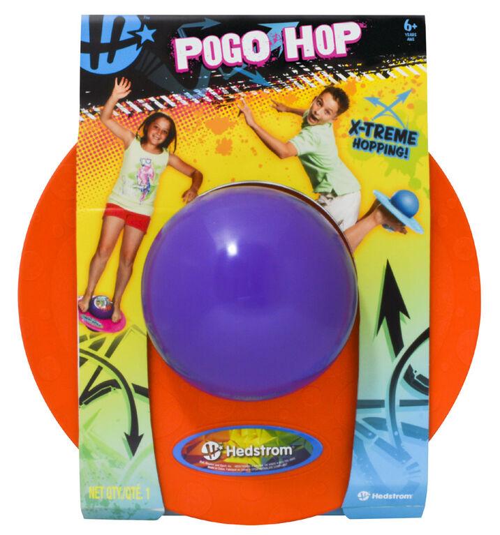 Ballon-sauteur Pogo