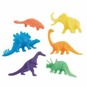 Faveurs de dinosaures 12un