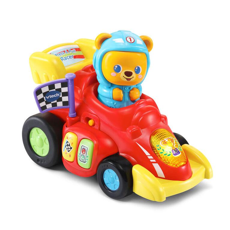 VTech Press & Pull Racer - English Edition