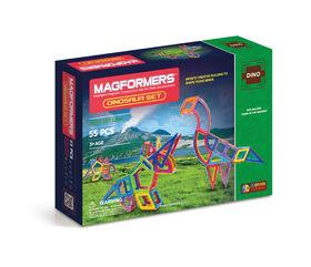 Magformers Dinosaur 55 Piece Set
