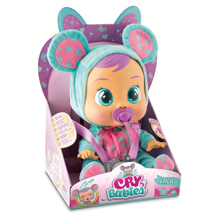 Cry Babies Doll - Lala