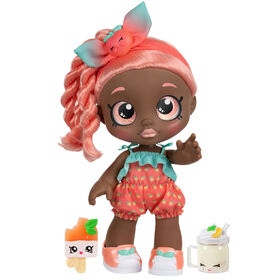 Kindi Kids - Les amis de la collation - Summer Peaches