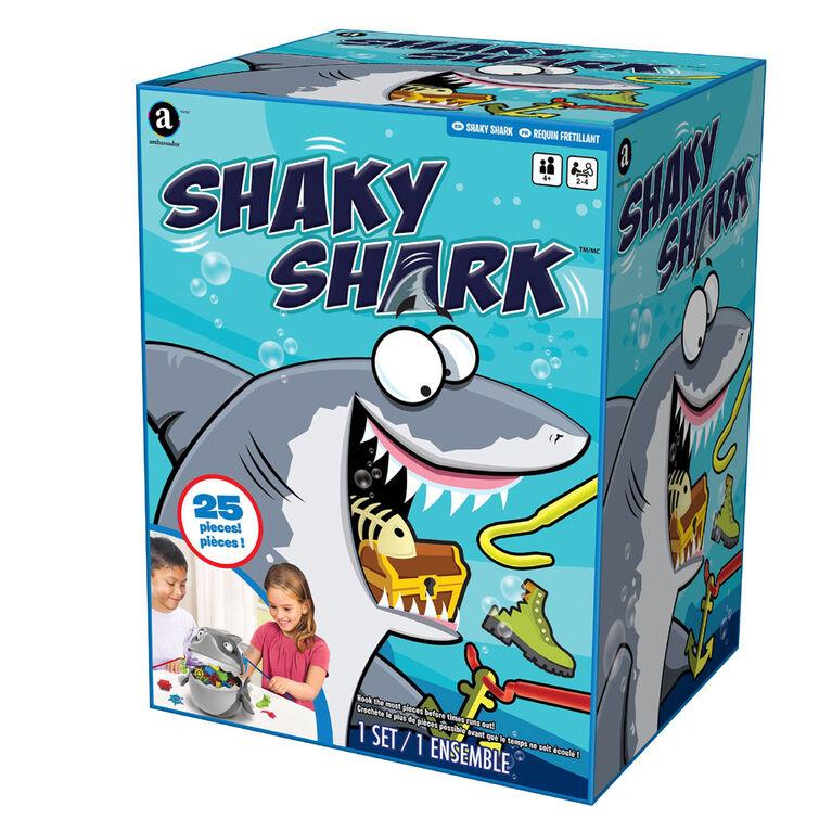 Jeu Shaky Shark