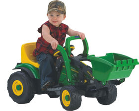 Peg Perego - John Deere Mini Power Loader Ride-On