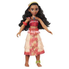 Disney Moana Musical Moana of Oceania
