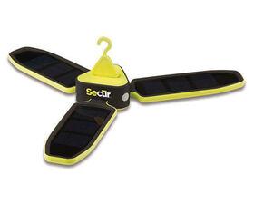 Lanterne solaire pliante de Secur
