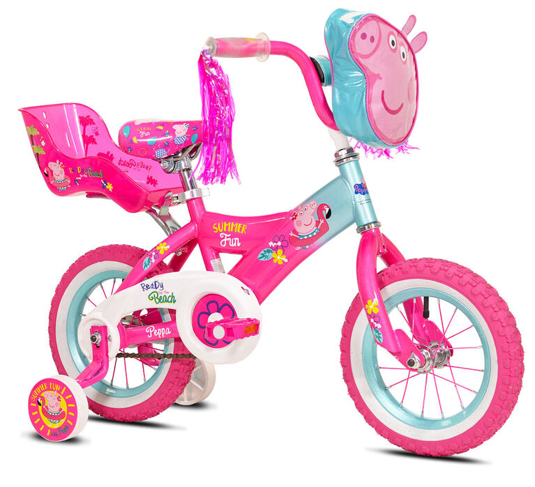 Stoneridge Peppa Pig Bike - 12 inch - R Exclusive