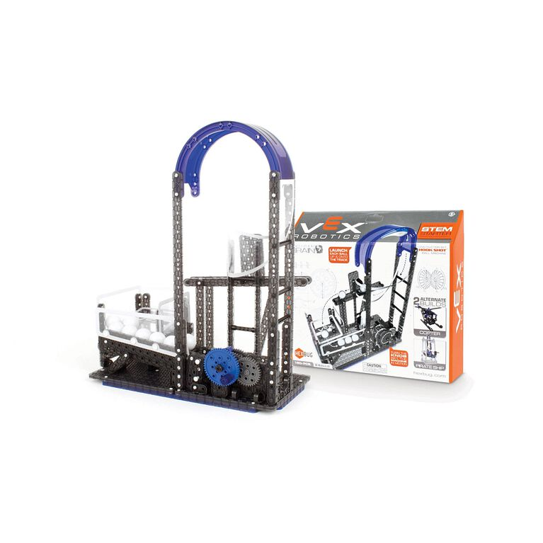 VEX Robotics Hook Shot Ball Machine by HEXBUG Robotics Kit
