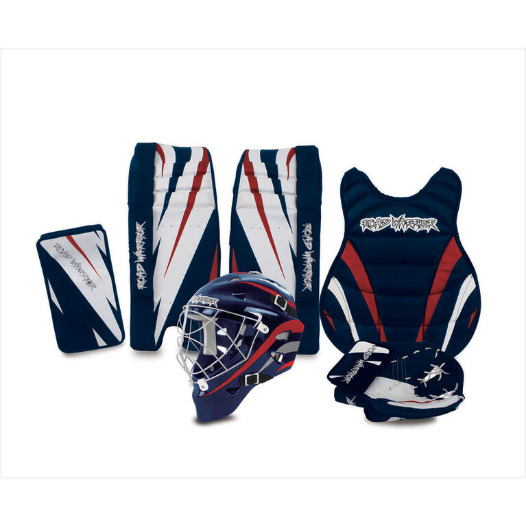 Road Warrior 24 Inch Street Hockey Goalie Set